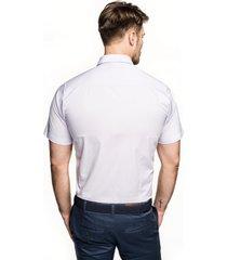 koszula bexley 2500 krótki rękaw custom fit w