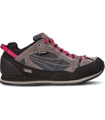 zapato terray low acero lippi