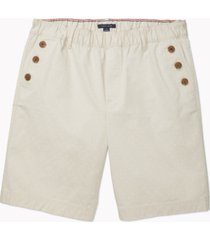 tommy hilfiger adaptive women's belted shorts