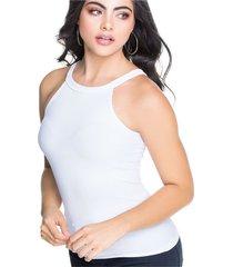 camiseta adulto femenino blanco mp