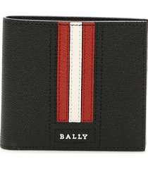 bally trasai bi-fold wallet