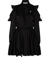 short romantische jurk