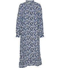 carli dress jurk knielengte blauw nué notes