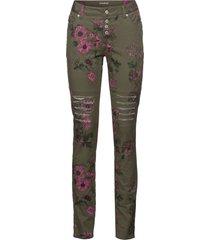 pantalone skinny (verde) - rainbow