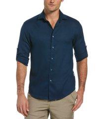 cubavera men's travelselect wrinkle-resistant shirt