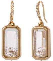 laundry bu shelli segal square drop earrings