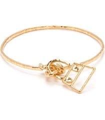 'le bracelet chiquita' bag charm bangle