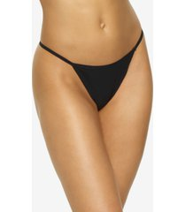 felina blissful super stretchy g-string, pack of 3