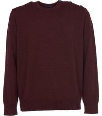 paul & shark bretagne wool sweater