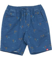 bermuda jogger azul maui and sons