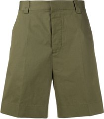 dsquared2 tailored bermuda shorts - green