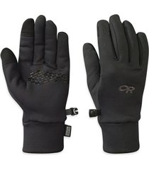 guantes mujer pl 150 sensor negro outdoor research