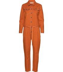 gitteiw jumpsuit jumpsuit oranje inwear