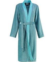 cawo badjas cawö 6431 kimono women turquoise