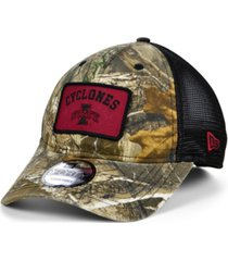 new era iowa state cyclones patch trucker 9forty cap