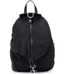 rebecca minkoff julian lightweight backpack - black