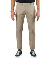 berwich morello beige chino trousers