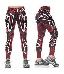 falcons leggings - #11 women fan gear - nfl atlanta falcons //  game day apparel