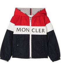 moncler red/white/blue jacket