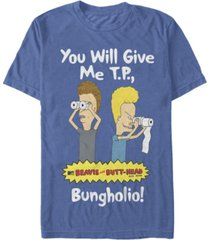 fifth sun men's beavis and butthead come for your tp short sleeve t-shirt
