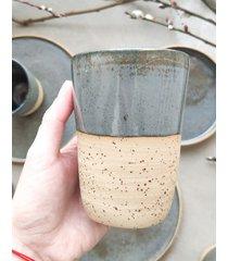 ceramiczny kubek metalik 380 ml