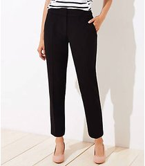 loft tall slim pencil pants in curvy fit