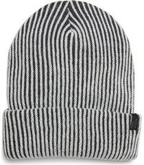 steve madden men's deep rib knit beanie