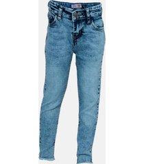 jeans push up basta flecos family shop