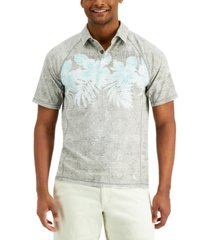 tommy bahama men's across the fronds polo shirt
