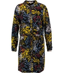 garcia soepele zachte blouse jurk van stevig viscose