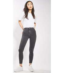 moto washed black joni jeans - washed black