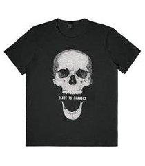 camiseta rovitex meia malha flamê masculina
