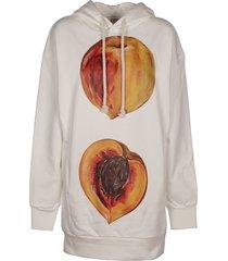 j.w. anderson oversized veggie hoodie