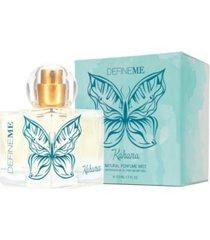 defineme women's kahana natural perfume mist, 1.69 fl oz