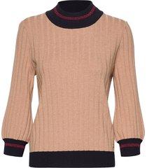allie knit stickad tröja rosa morris lady