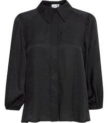 blouse colorada