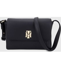 bolso azul oscuro tommy hilfiger