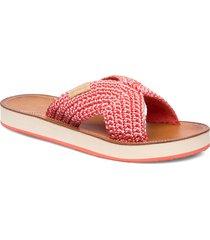 flatville sandal shoes summer shoes flat sandals rosa gant