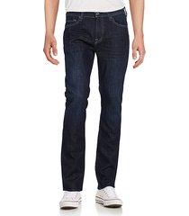 slimmy straight-leg jeans