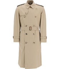 burberry westminster long trench coat