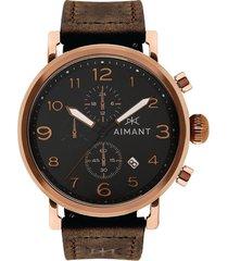 reloj cobre negro aimant moscow