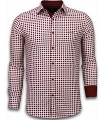 overhemd lange mouw tony backer blouse garment pattern