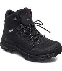 rask spikes gtx w shoes boots ankle boots ankle boot - flat svart viking