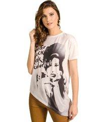 t-shirt assimétrica alphorria a.cult