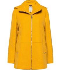 jackets outdoor woven ulljacka jacka gul esprit casual
