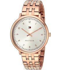 reloj tommy hilfiger 1781760 oro rosa -superbrands