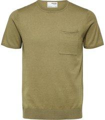 groen t-shirt