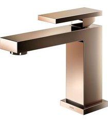torneira para banheiro mesa bica baixa new edge cobre polido - 00925030 - docol - docol