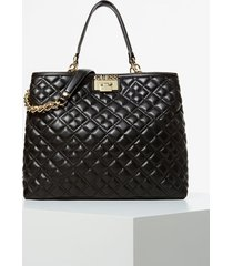 pikowana torba typu shopper model alizee