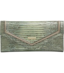brahmin veronica leather wallet